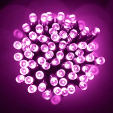 100L LED PINK LIGHTS