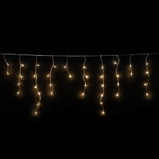 300L LED ICICLE LIGHTS WARM WHITE