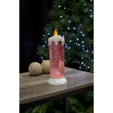 B/O LED COLOUR CHANGING CANDLE