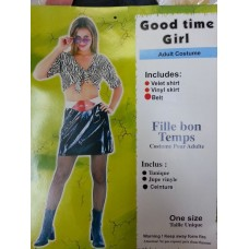 Adult Costume - Good Time Girl