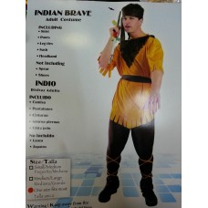 Adult Costume - Indian Man