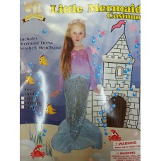 Child Costume - Little Mermaid