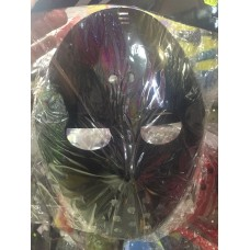 Jason Hockey Mask - Black