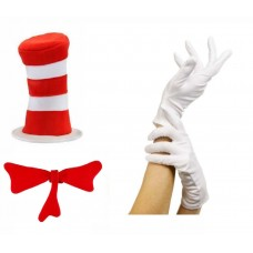 Cat In The Hat Accessories Kit