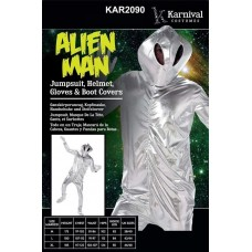 Adult Alien Man Costume