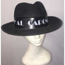 Al Capone Gangster Hat