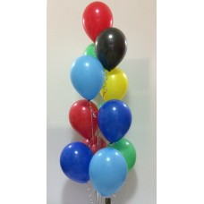 12 Balloon Arrangement