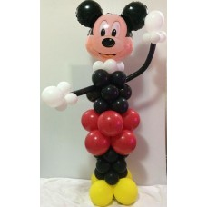 150cm Mickey Mouse Balloon Arrangement