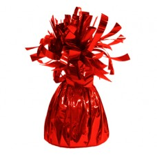 Foil Balloon Weight - Red