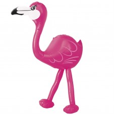 INFLATABLE FLAMINGO 23""